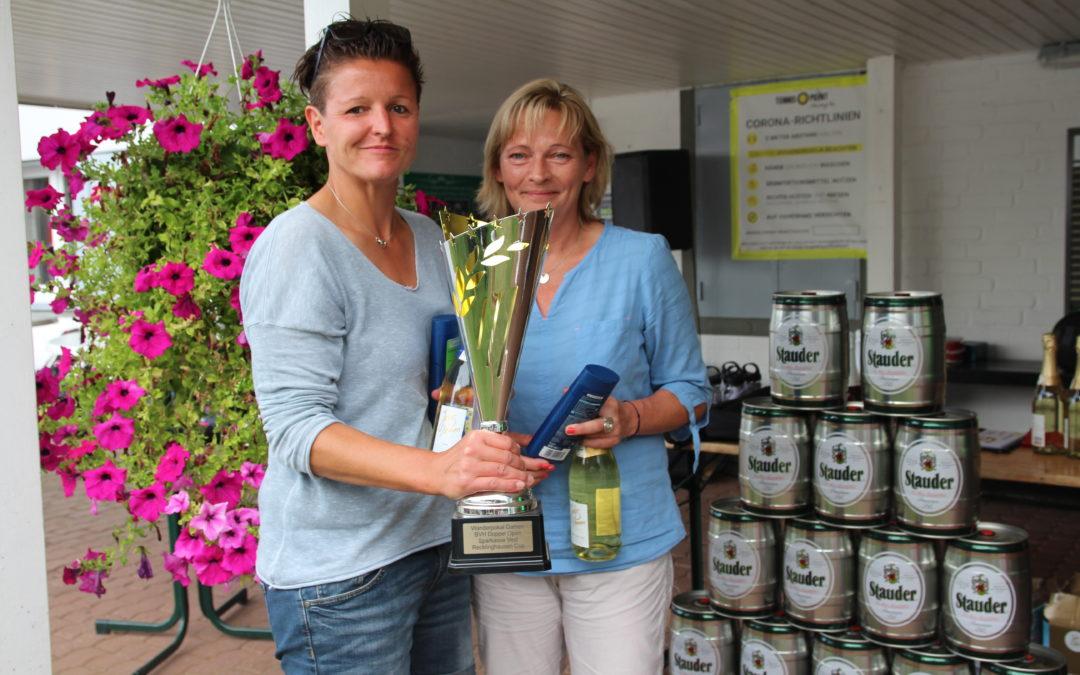 "Feldmärker ""Dream-Team"" triumphiert bei den 25. BVH Doppel Open"